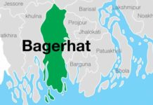 Bagerhat map