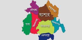 jessore map