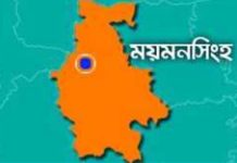 Mymensingh map