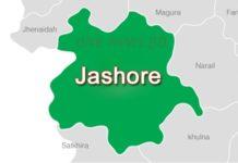 jashore map